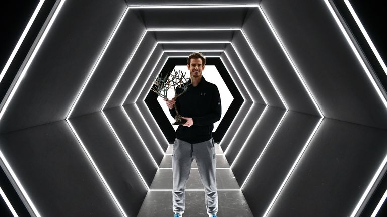 Andy Murray caught and overtook Novak Djokovic in 2016 to become the No 1 tennis player in the world