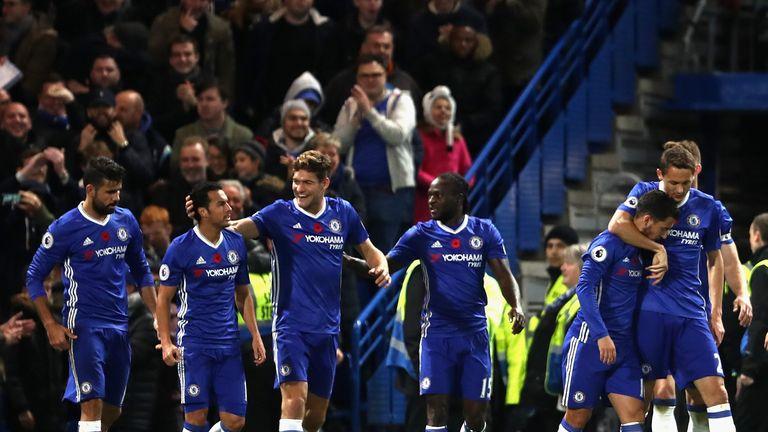 Conte's Chelsea are in fine form of late