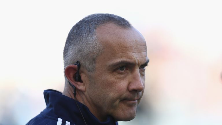 Conor O'Shea believes Italian rugby is at a 'crossroads' and that it's his responsibility to lead them down the right path