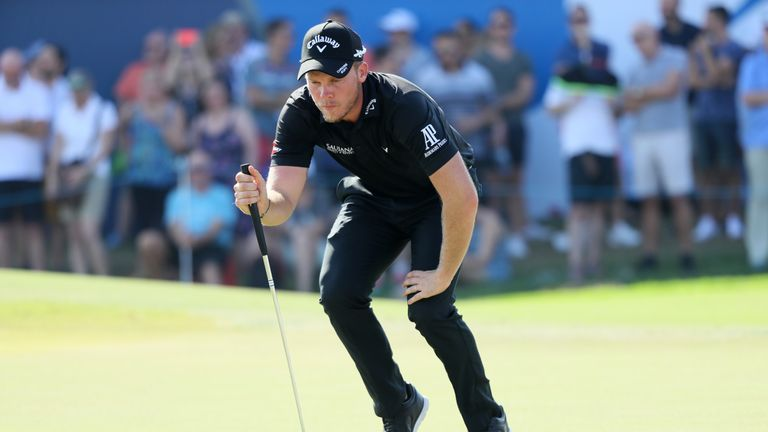 Willett is changing his swing and working harder on his fitness in a bid to combat back problems