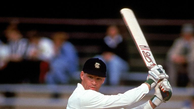 Dean Jones: scored 904 Championship runs for Durham in 1992