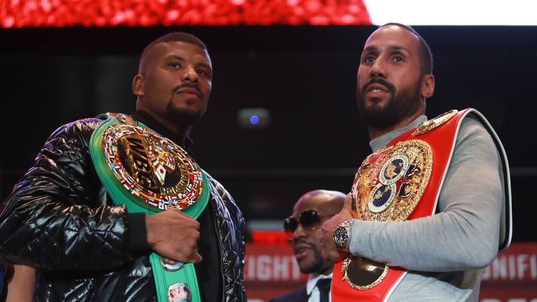 James DeGale will face Badou Jack in a super-middleweight unification clash