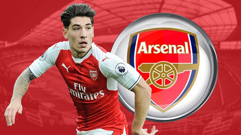 Hector Bellerin has attracted interest from Barcelona and Manchester City