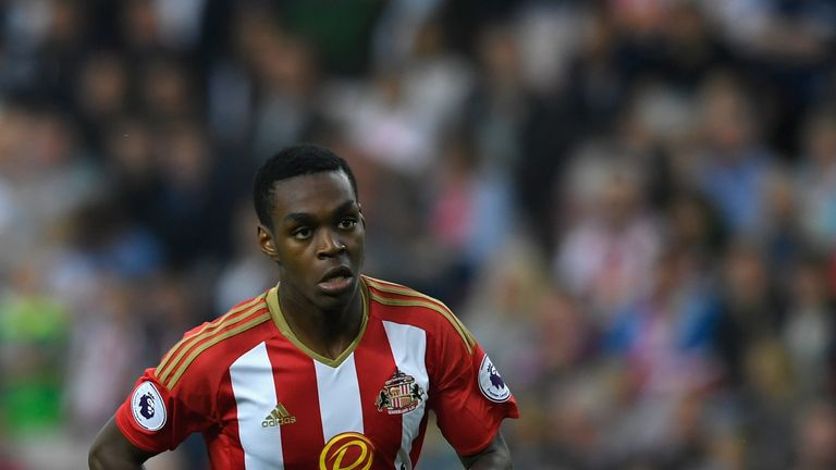 Sunderland's Joel Asoro  became the team's youngest ever Premier League player when he made his league debut in August