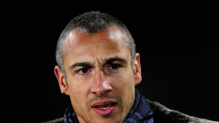 Henrik Larsson's second spell at Helsingborg has come to an end