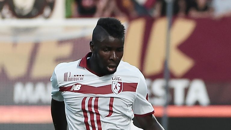 Ibrahim Amadou is the subject of a loan bid from West Ham