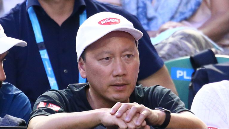 Chang has been key to Nishikori's return to form