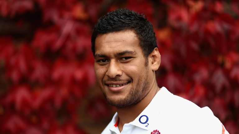 Fiji-born Nathan Hughes declared for England after completing his three-year residency