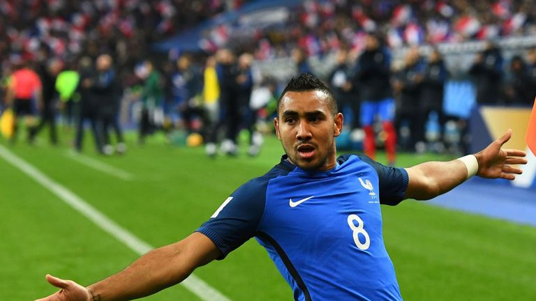 Payet was named man of the match in France's first two games of Euro 2016