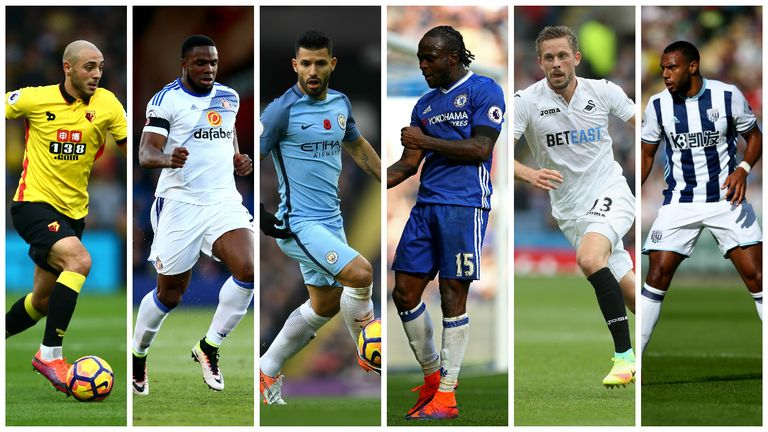 Vote for your PFA Fans' Player of the Month in the Premier League