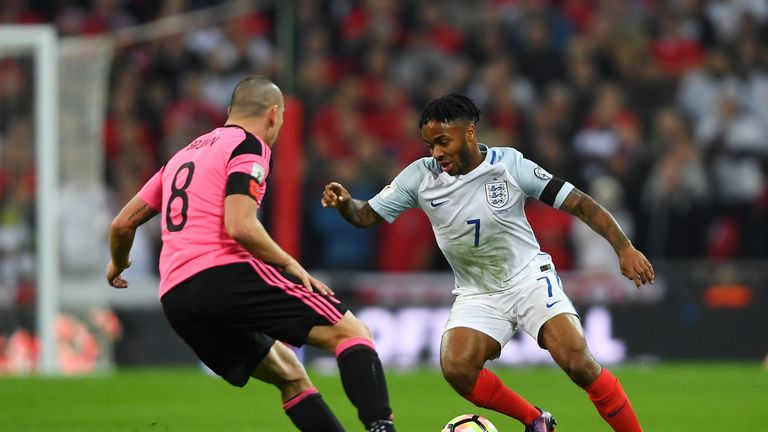 Raheem Sterling was 'outstanding', says Hinchcliffe