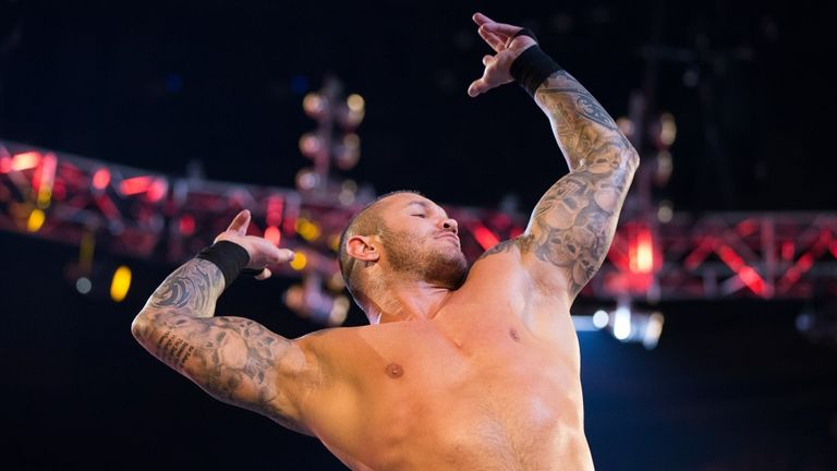 Randy Orton remains one of Lawler's favourite WWE Superstars