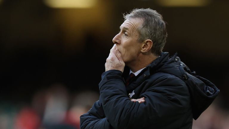 Rob Howley has defied critics and kept his faith in his Wales side