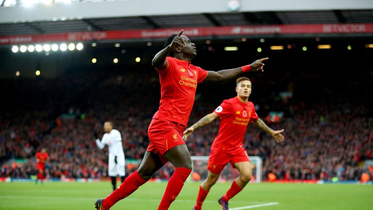 Liverpool hit six past Watford last time out