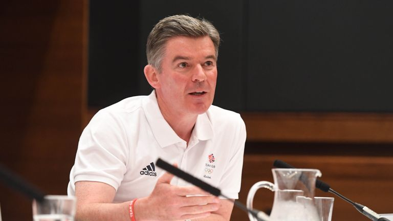 Sir Hugh Robertson has called for a rapid decision from the IOC