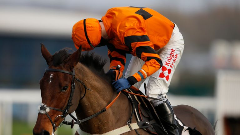 Thistlecrack is among the Betfair Chase entries
