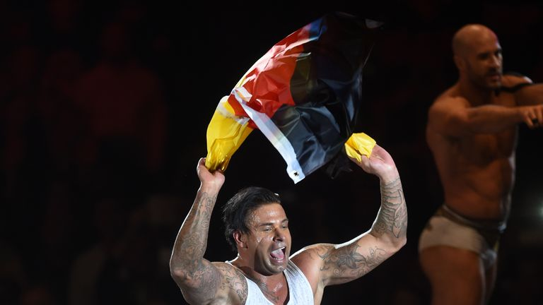 Wiese claimed the win in his home nation of Germany