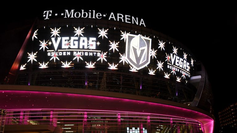 The NHL has revealed the name and logo of its latest expansion team