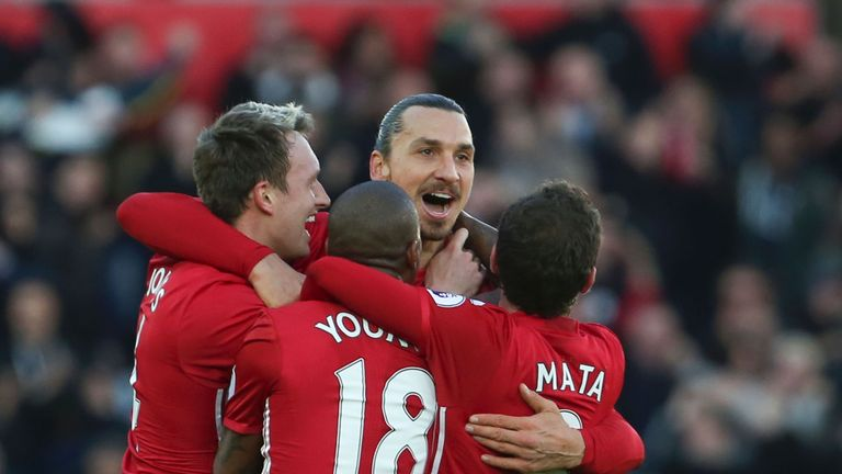 Manchester United travel to face Crystal Palace in the Premier League on Wednesday night
