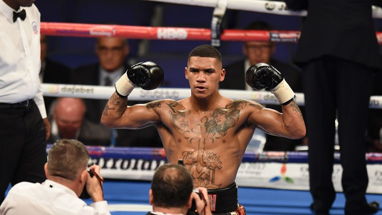 Conor Benn will be targeting his sixth win this year