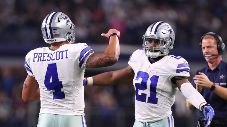 After a tumultuous start to the year, the Dallas Cowboys found a winning formula