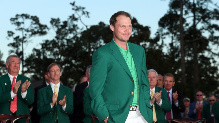 Willett has not managed a win since his maiden major at the Masters last April