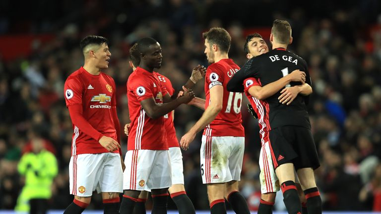 Can Manchester United make it back-to-back Premier League wins?