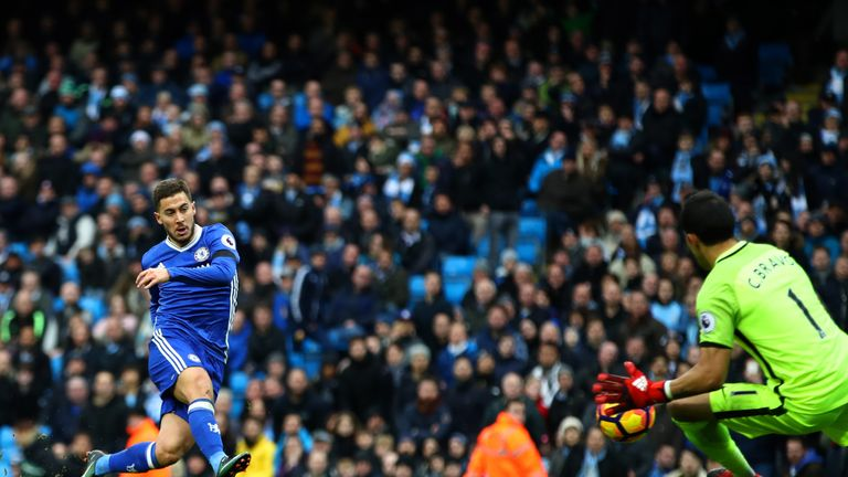 Man City have played 3-4-2-1 twice - including in defeat to Chelsea