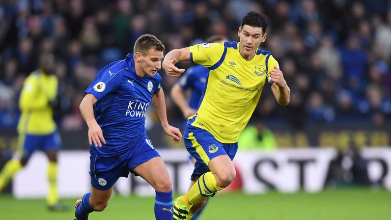 Gareth Barry says Leicester are not the same team as last year
