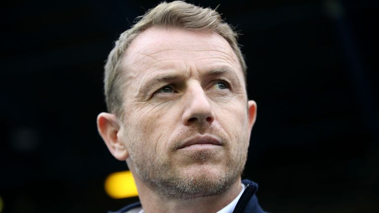 Gary Rowett will take charge of his first game on Saturday against Nottingham Forest at the City Ground
