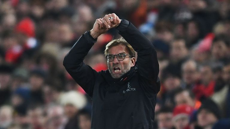 Klopp says Liverpool can win the title this season