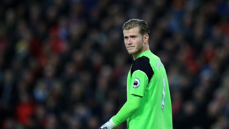 Liverpool goalkeeper Loris Karius has been criticised recently
