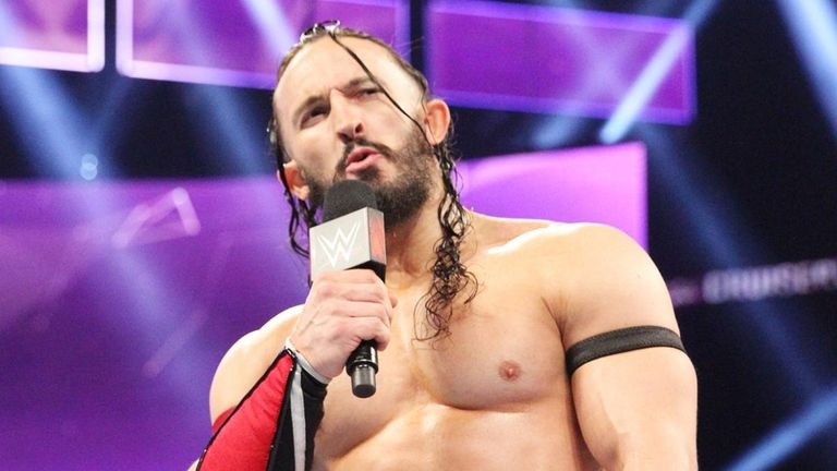 Neville beat Tommy End in a non-tournament match