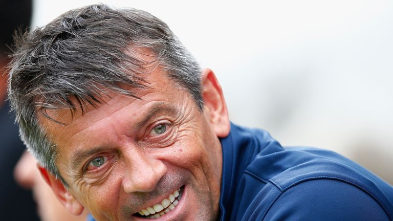 Phil Brown of Southend United is also among the nominees