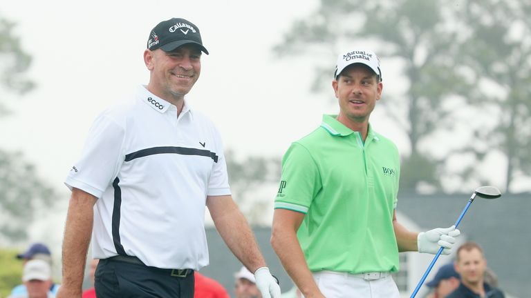 Bjorn made 12 playing appearances at Augusta and is looking forward to sharing his insight