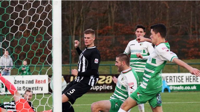 TNS matched Ajax's long-standing record on Boxing Day