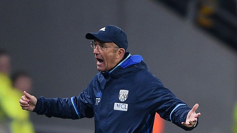 The Spaniard insists he respects all other managers, pinpointing Tony Pulis at West Brom