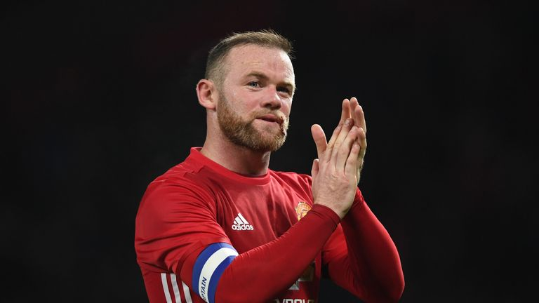 United captain Rooney has chosen to send his son to City's academy ahead of his own clubs