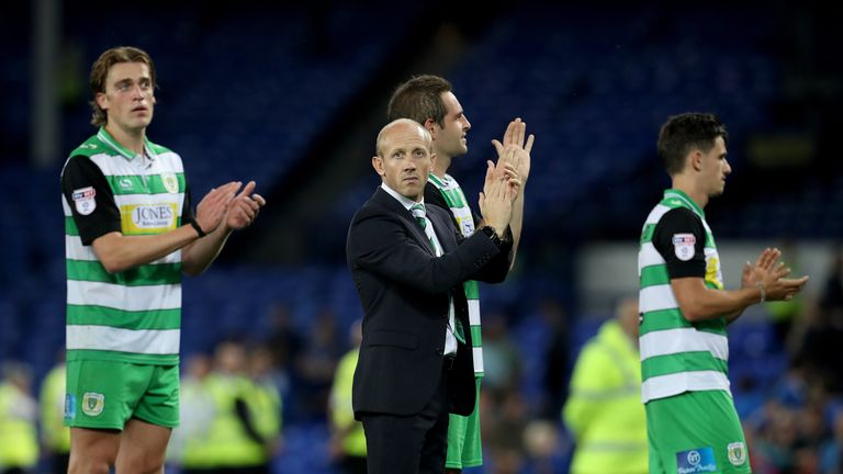 Yeovil  manager Darren Way could be with two players.