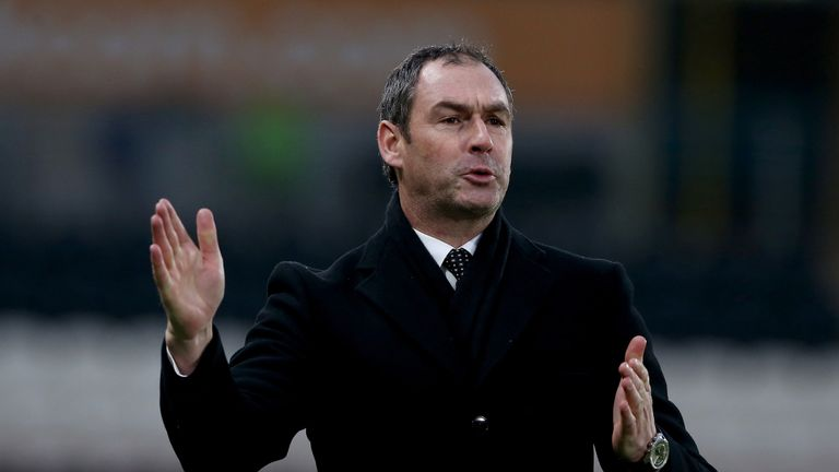Narsingh is Paul Clement's first signing as Swansea manager