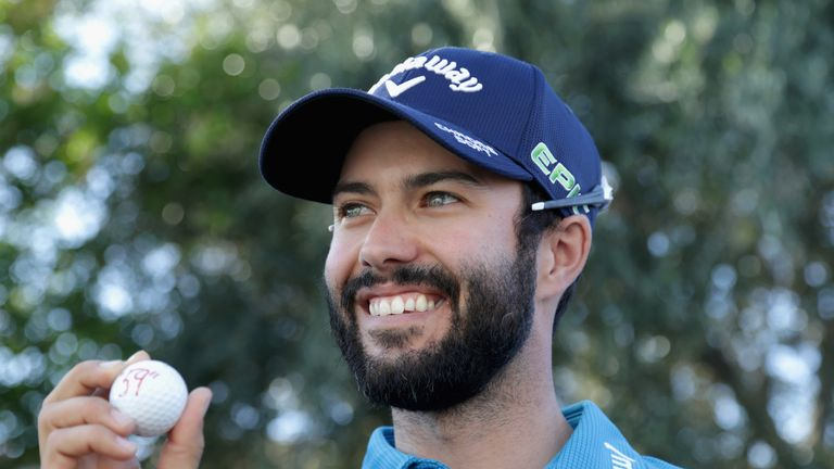 Adam Hadwin fired a 59 just 10 days after Thomas