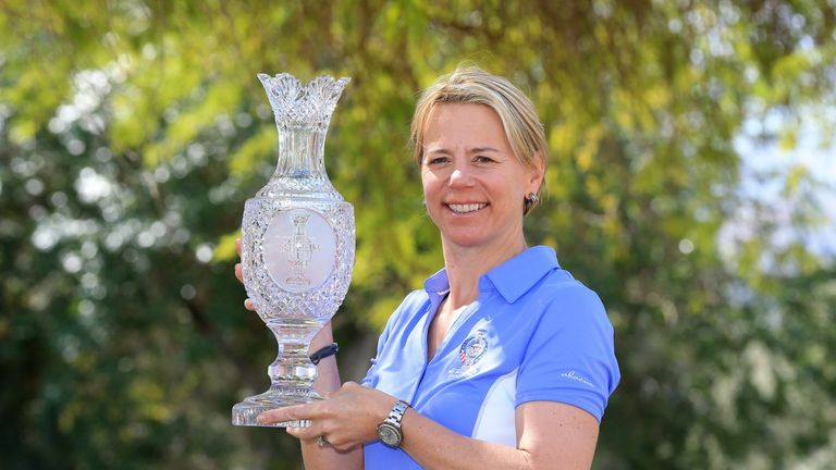 Sorenstam named two rookies in her four captain's picks