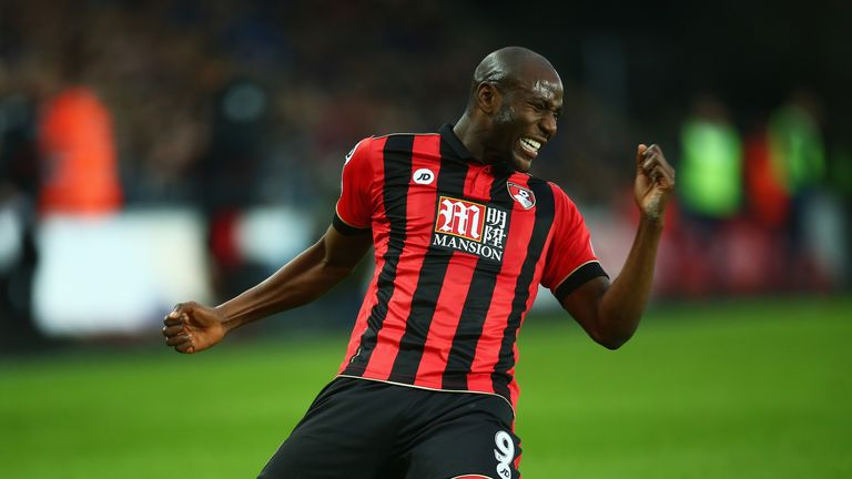 Afobe scored the opening goal against Swansea City at the weekend