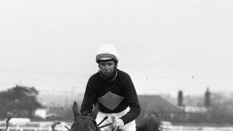 Brian Fletcher riding Red Rum in 1973