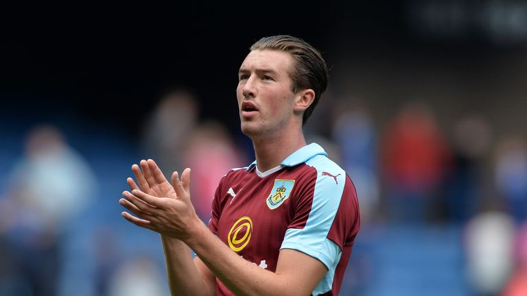 Chris Long of Burnley has joined Bolton on loan
