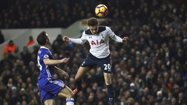 Alli said the win against Chelsea in January was one of the highlights of his season