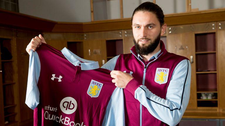 Henri Lansbury has completed his move to Aston Villa (Neville Williams/Aston Villa FC)