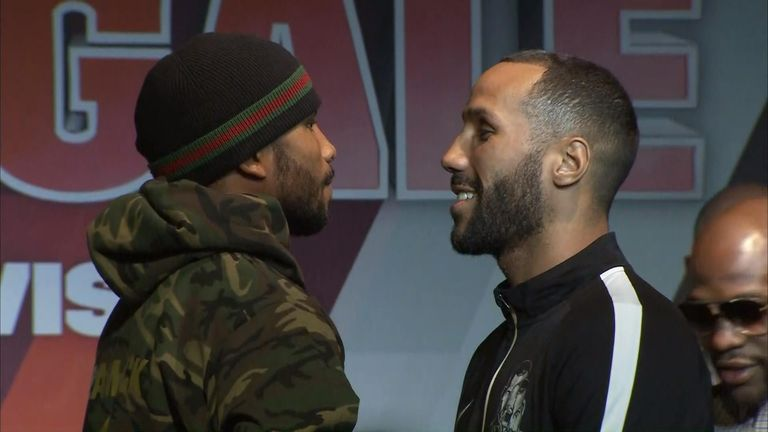 James DeGale knows that he can not afford to switch off if he is to achieve his dream of becoming unified world champion