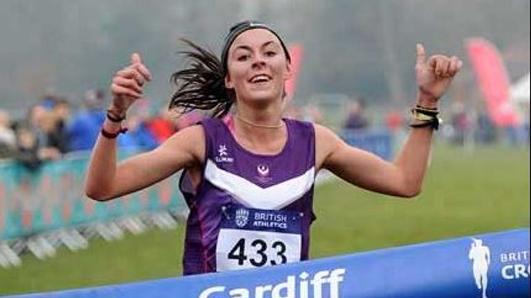 Jessica Judd impresses in Cardiff at the weekend (copyright: Mark Shearman) NOT FOR FURTHER USE