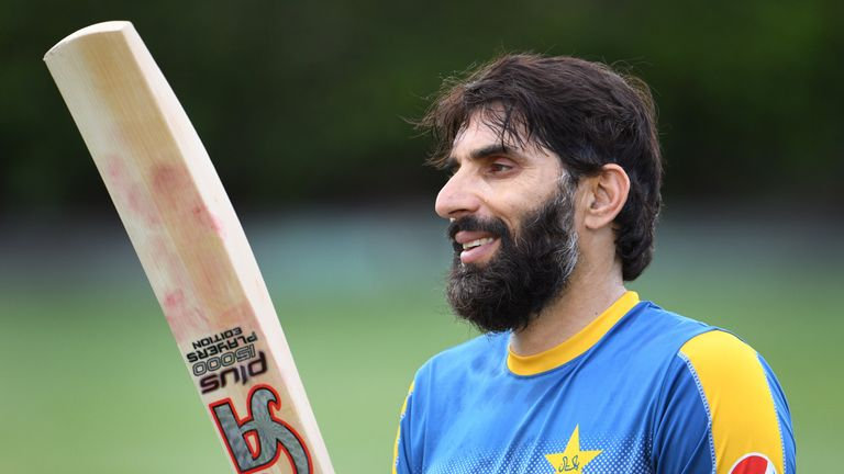Misbah-ul-Haq says he has made no decision over his retirement